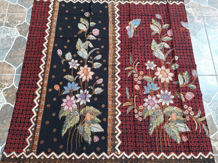 batik encim halus kain katun primissima