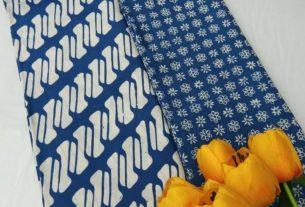 kain batik cap pekalongan motif garutan