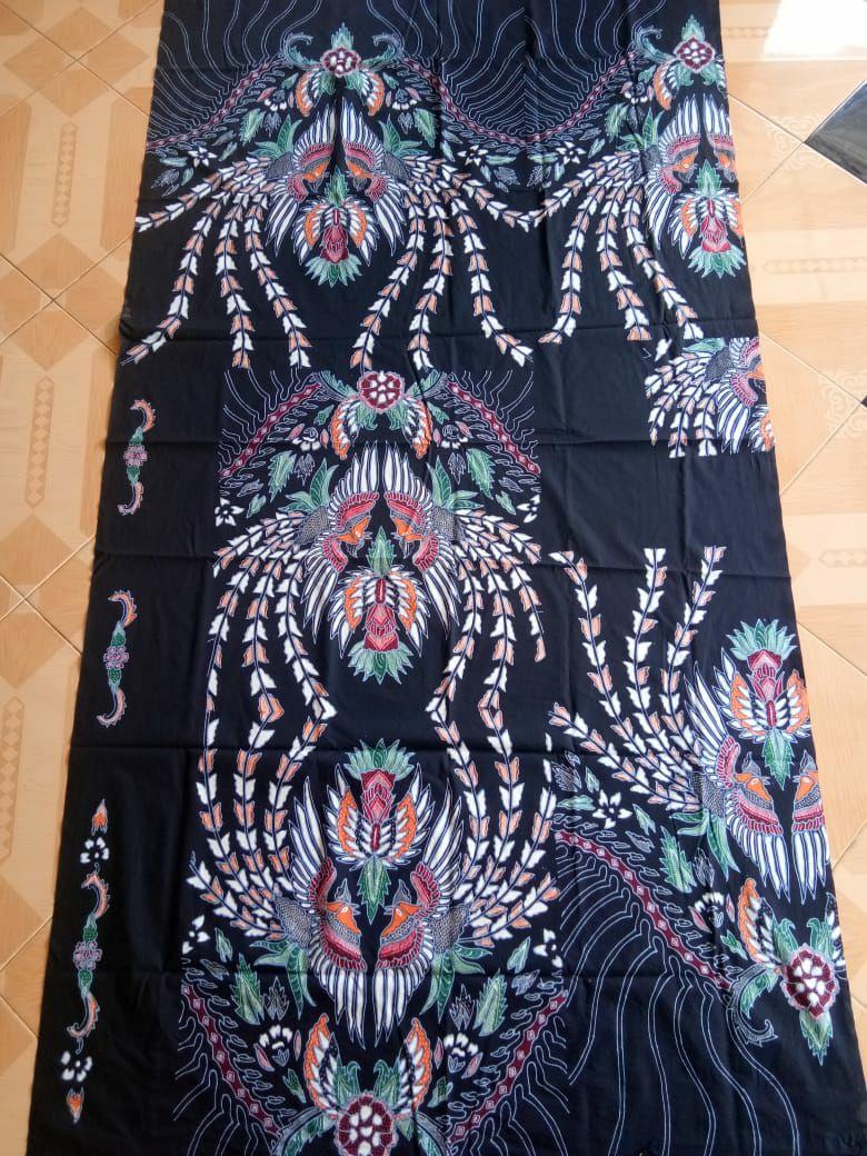 kain batik tulis asli bahan katun primissima halus