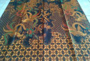 kain batik alusan motif batik tulis klasik