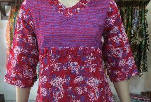 pakaian batik cap wanita online