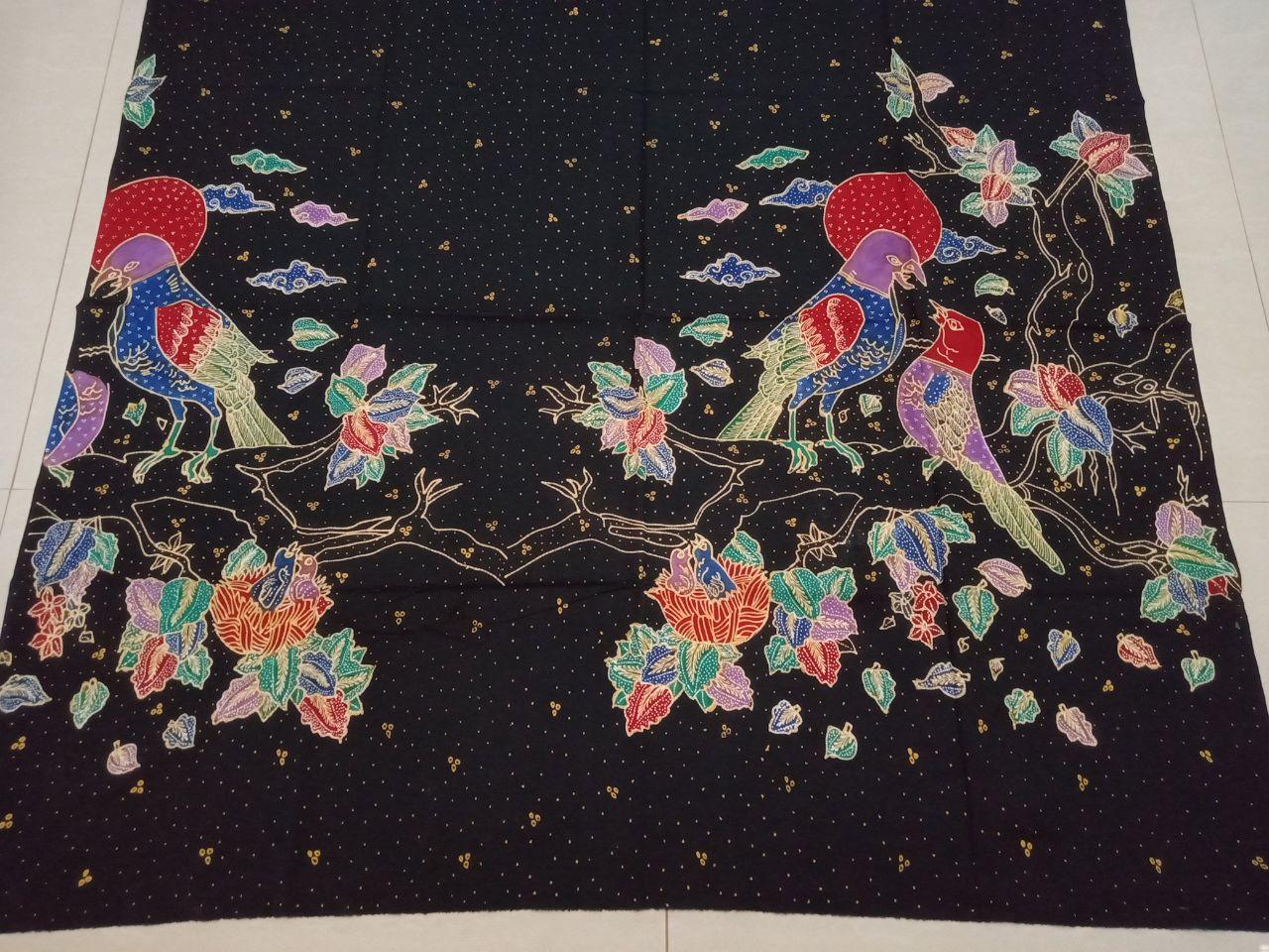 kain batik tulis asli pekalongan