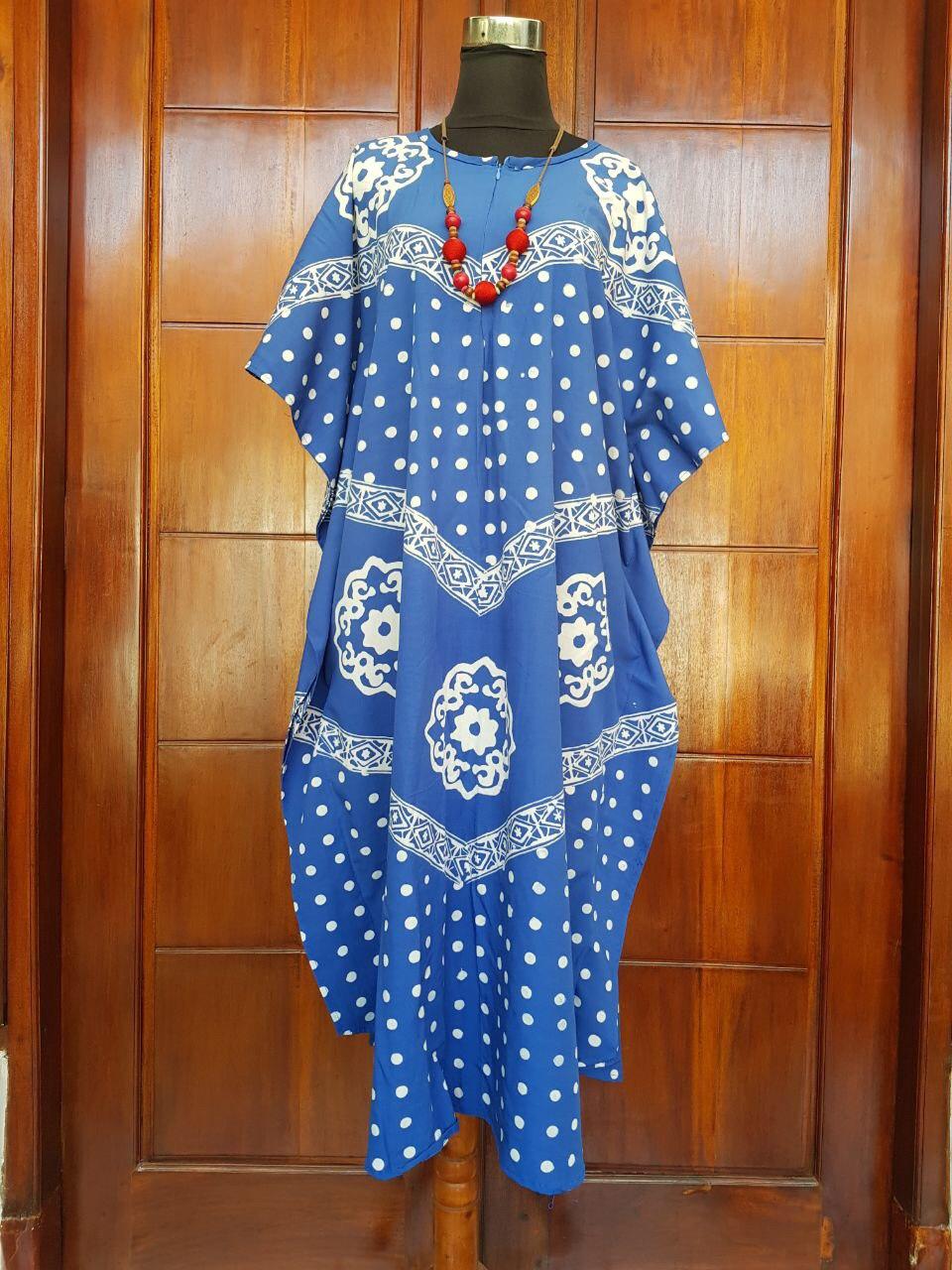 baju daster batik wanita santai