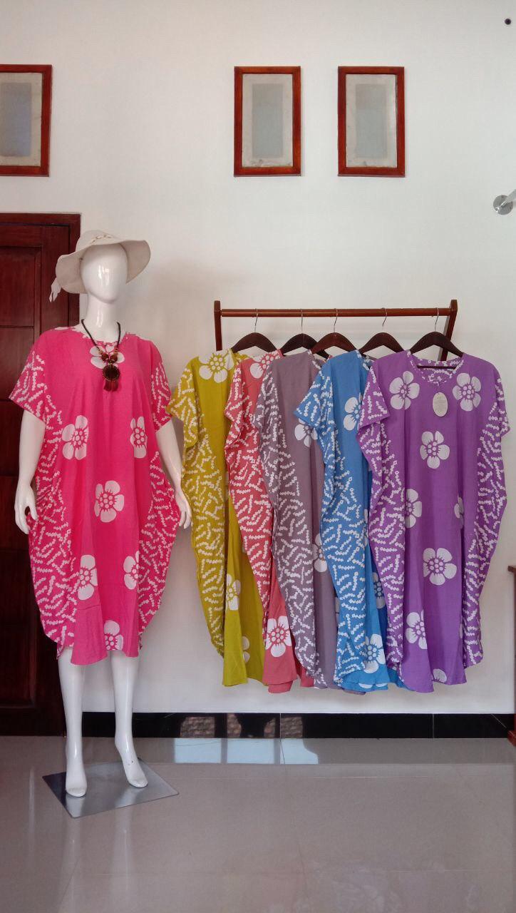 daster batik lowo soft terbaru